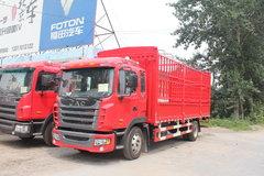 江淮 格尔发K系列中卡 130马力 4X2 仓栅载货车(HFC5162CCYKR1ZT)(亮剑者II中卡) 卡车图片