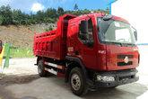 东风柳汽 乘龙 160马力 4X2 4.5米自卸车(LZ3120M3AA)