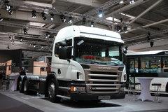 斯堪尼亚 P系列重卡 320马力 6X2 牵引车(型号P320 DB6X2*4MNB 城市垃圾车) 卡车图片