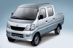 长安商用车 星卡 1.0L 汽油 53马力 1.4米双排微卡(SC1022S4N) 卡车图片