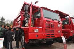 中国重汽 HOWO 420马力 6X4 宽体矿用自卸车