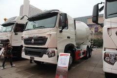 中国重汽 HOWO-T7H 360马力 6X4 混凝土搅拌车(ZZ5257GJBN404HD1)