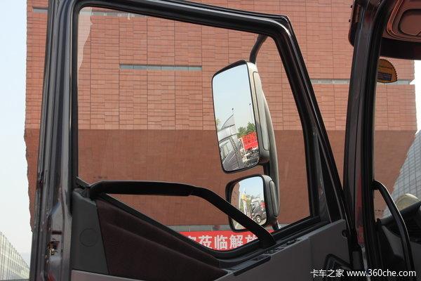 解放j6p重卡 390马力 6x4 牵引车(ca4250p66k24t1ex)驾驶室图片