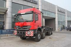 疾驰 Actros重卡 610马力 8X8大件牵引车(型号4160) 卡车图片