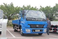 跃进 财神S501-33 110马力 4.24米单排栏板轻卡 卡车图片