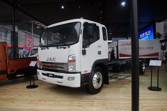 江淮 帅铃中卡 165马力 4X2 6.5米载货车(宽体)(HFC1125KR1) 卡车图片