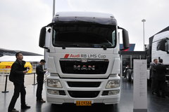 曼 TGS BLS系列重卡 400马力 4X2 牵引车(型号:18.400) 卡车图片