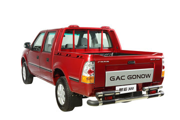 广汽吉奥 财气300系列 加长型 2.2L汽油 皮卡