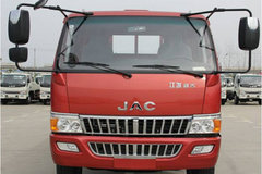 江淮 威铃 110马力 4X2 5.2米排半栏板载货车 卡车图片