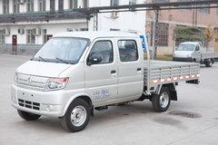 长安轻型车 神骐 1.3L 99马力 汽油/CNG 2.3米双排微卡(SC1025SA4CNG) 卡车图片