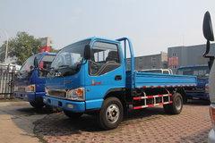 江淮 骏铃II 普通版 115马力 4.18米单排栏板轻卡 卡车图片