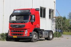 沃尔沃 FM重卡 390马力 4X2 牵引车 卡车图片