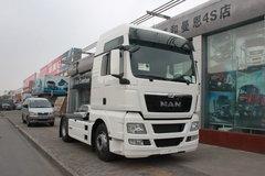 曼(MAN) TGX系列重卡 400马力 4X2 牵引车(型号:18.400) 卡车图片