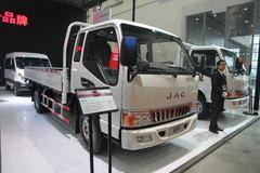 江淮 骏铃K330 115马力 3.8米单排栏板轻卡 卡车图片