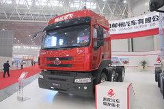 西风柳汽 霸龙重卡 340马力 6X2 牵引车 卡车图片
