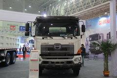 广汽日野 700系列 325马力 6X4 6方混凝土搅拌车底盘(YC2250FS2PL5)