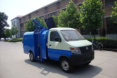 长安轻型车 神骐T20 99马力 4X2 渣滓车(SC5035ZZZDC4)
