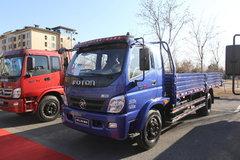 福田 奥铃TX 160马力 6.2排半轻卡(BJ1139VJPFG-2) 卡车图片
