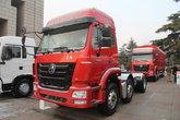中国重汽 豪瀚J5G重卡 340马力 6X2牵引车(ZZ4255N27C3D1W)