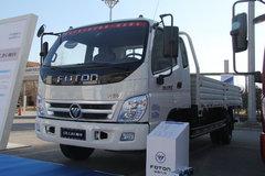 福田 奥铃TX中卡 140马力 5.2米载货车(BJ1099VEPFD-2) 卡车图片