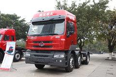 西风柳汽 乘龙M5重卡 350马力 6X2牵引车(东康发起机)(LZ4241QCAA) 卡车图片