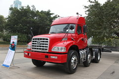 西风柳汽 龙卡重卡 310马力 6X2长头牵引车(LZ4230G2CA) 卡车图片