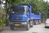 东风柳汽 乘龙M3 180马力 4X2 4.5米自卸车(DFL3120B5)