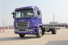 江淮 格尔发K3中卡 160马力 4X2 6.5米排半载货车(HFC5161XXYPZ5K1E1F) 卡车图片