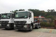 疾驰 Actros重卡 410马力 6X4牵引车(型号2641) 卡车图片