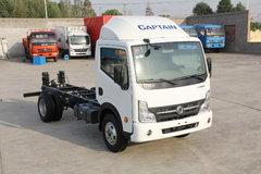 东风 凯普特N280 116马力 3308轴距单排轻卡底盘(EQ1040SJ9BDD) 卡车图片