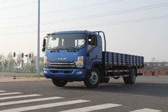 江淮 帅铃 160马力 4X2 6.7米排半载货车(HFC1142P70K1E1) 卡车图片