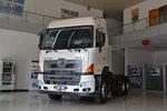 广汽日野 700系列重卡 420马力 6X4牵引车(YC4250SS2PK4)