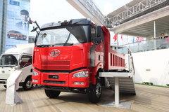 一汽解放 J6P重卡 350马力 6X4 6米LNG自卸车(CA3250P66L2T1E24M5) 卡车图片