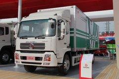 西风商用车 天锦中卡 270马力 4X2厢式载货车(右舵)(DFH1160B) 卡车图片