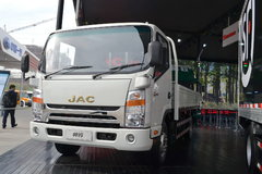 江淮 帅铃H380 141马力 单排栏板轻卡(右舵) 卡车图片