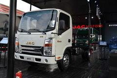 江淮 帅铃K340 120马力 3360轴距单排轻卡底盘(窄体) 卡车图片