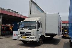 西风商用车 天锦中卡 160马力 4X2 7.5米厢式载货车(路演车)(DFL5120XXYB2) 卡车图片