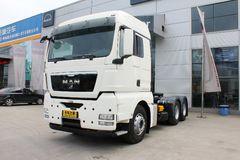 曼(MAN) TGX系列重卡 440马力 6X4牵引车(型号:TGX26.440 BLS)