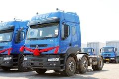西风柳汽 乘龙M5重卡 340马力 6X2牵引车(国四) 卡车图片