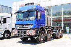 疾驰 Actros重卡 600马力 8X8 大件牵引车(型号4160) 卡车图片