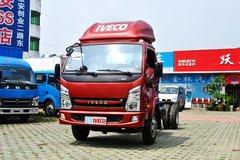 跃进 欧卡K301-33 112马力 3308轴距单排轻卡底盘(NJ1042DCFT) 卡车图片