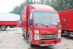 江淮 帅铃K340 120马力 4.225米单排厢式轻卡(HFC5070XXYP73K1C3) 卡车图片