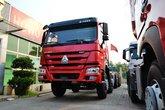 中国重汽 HOWO-7重卡 380马力 10X4 清障车底盘(ZZ5507N31B7D1)