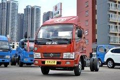 东风 锐铃S 116马力 3300轴距 4.3米排半轻卡底盘(DFA1040LJ39D6) 卡车图片