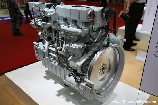 潍柴wp7.270e40 国四 发动机