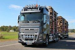 沃尔沃 新FH16重卡 750马力 6X4牵引车 卡车图片