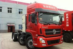 西风商用车 天龙重卡 375马力 6X2自然气牵引车(DFH4240A1) 卡车图片