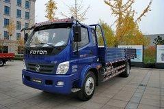 福田 奥铃TX 140马力 6.2米排半轻卡(BJ1139VJPFG-2) 卡车图片