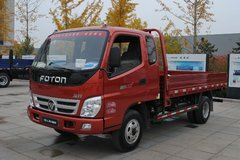 福田 奥铃TX 110马力 3.8米排半栏板轻卡(气刹)(BJ1049V9PD6-AA) 卡车图片