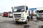 东风柳汽 乘龙M3中卡 160马力 4X2 6.75米载货车底盘(LZ1161M3AAT)